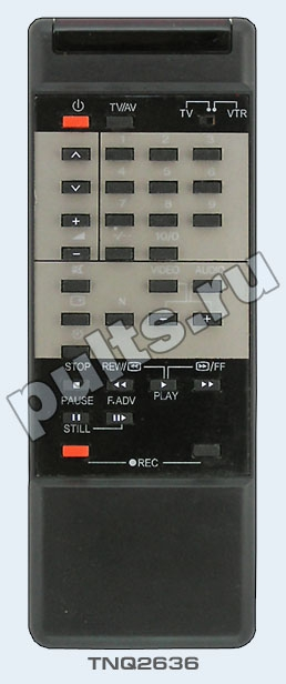 Данный пульт подходит к следующей аппаратуре: телевизор Panasonic TC-14B3EE телевизор Panasonic TC-21B3EE телевизор...