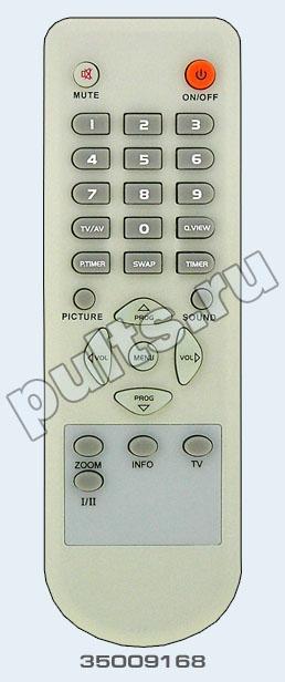 Пульт Elenberg 35009168 подходящее средство управления для нескольких телевизоров. телевизор Elenberg 1402...