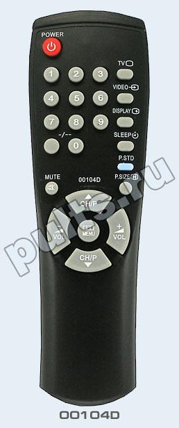 Пульт SAMSUNG AA59-00104C подходит к следующей аппаратуре.  Гарантия.  Очень плохо.