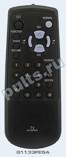 В подарок к этому пульту вы получаете 2 батарейки типа AAA! телевизор Sharp 14H-SC телевизор Sharp 20H-SC...