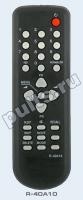 Данный пульт подходит к следующей аппаратуре: телевизор Daewoo 14Q1M телевизор Daewoo 14Q1MT телевизор Daewoo 14Q2M...
