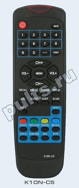 Пульт Rolsen (Ролсен) K10N-C5 был создан, чтобы управлять телевизором.  Покупателя этого пульта ждёт приятный сюрприз.